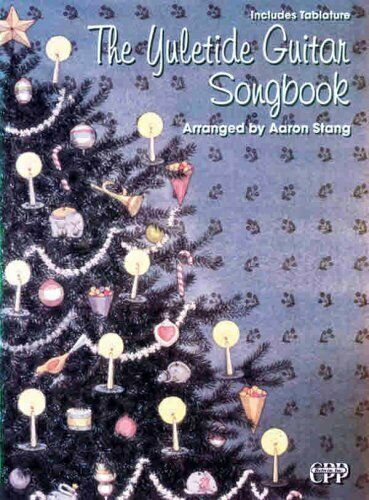 The Yuletide Guitar Songbook  Easy Guitar Solos with TAB