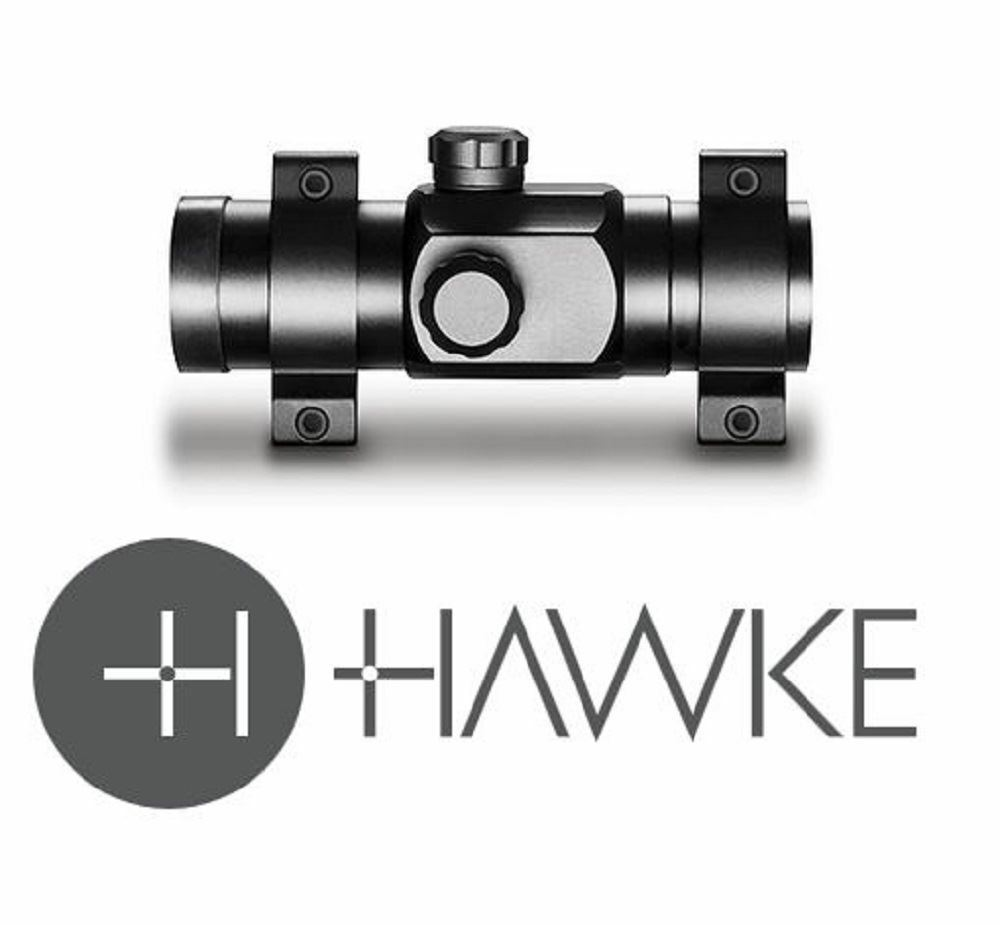 Hawke Red Dot Sight 1x30 Scope For 9-11mm Dovetail Rails (Hunting)