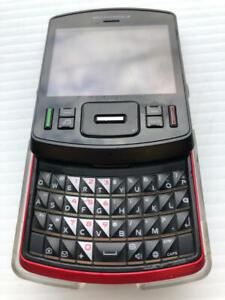 Motorola QA30 Black Slider Phone ASIS - Fast Shipping!
