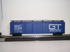 """Model Power HO SCALE GRAND TRUNK WESTERN  50' REEFER CAR """"THE GOOD TRACK ROAD"""""""