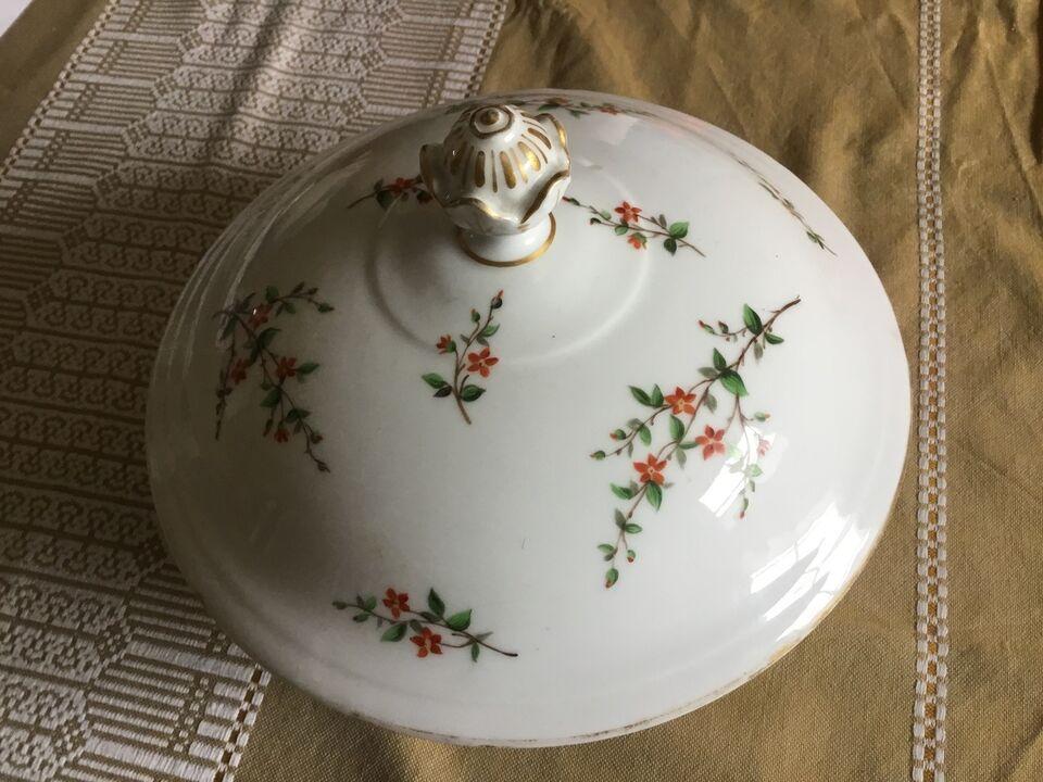 Porcelæn, Terrin/skålfad, Royal Copenhagen