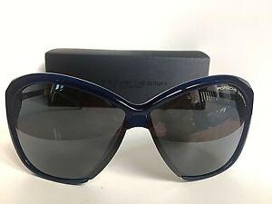 75799ca6b7a0 New Porsche Design P 8603 P8603 D Cat.3 Blue Cats Eye Women s ...
