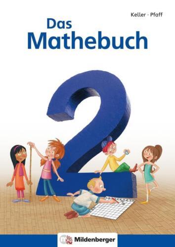 1 von 1 - Das Mathebuch - Neubearbeitung / Das Mathebuch 2 mit Cd rom NEU