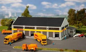 FALLER-222196-voie-N-Centre-Logistique-DHL-Neuf-Emballage-d-039-ORIGINE