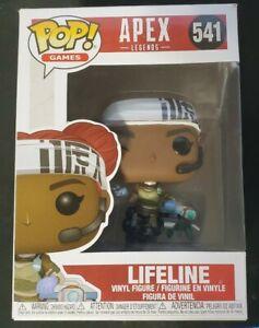 Funko Pop Games #541 APEX LEGGENDE lifeline Figura in vinile