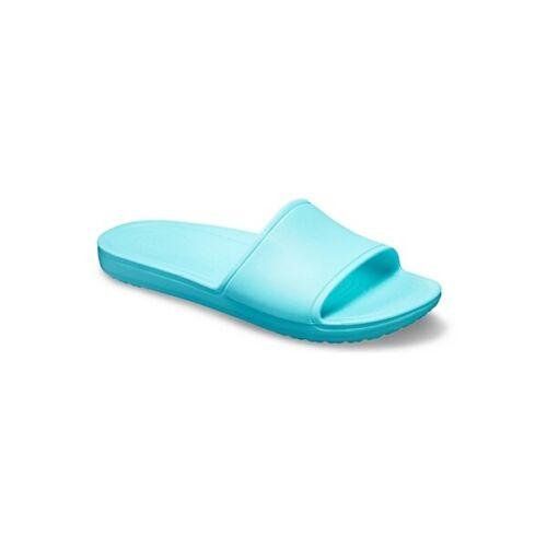 Crocs 205742 SLOANE SLIDE Ladies Summer Pool Slider Beach Slip On Sandals Pool