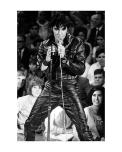 Elvis Presley 68 Comeback Special, Kunstdruck