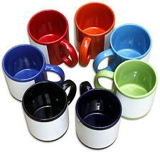 Sublimation Mugs Full Colour 36 11oz Heat Press Transfer Print Custom Design