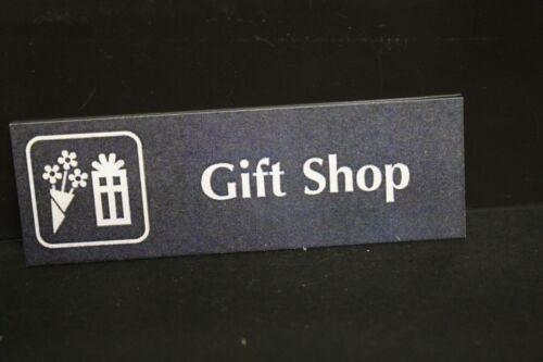 CASA delle bambole in metallo SIGN = Gift Shop
