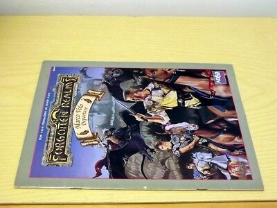 Ad&d Tsr Advanced Dungeons & Dragons Forgotten Realms 9444 Marco Volo Departure