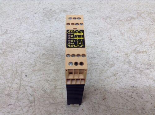 Jokab Safety RT9 24VDC Safety Relay JOK132143 RT924VDC 24 VDC TSC