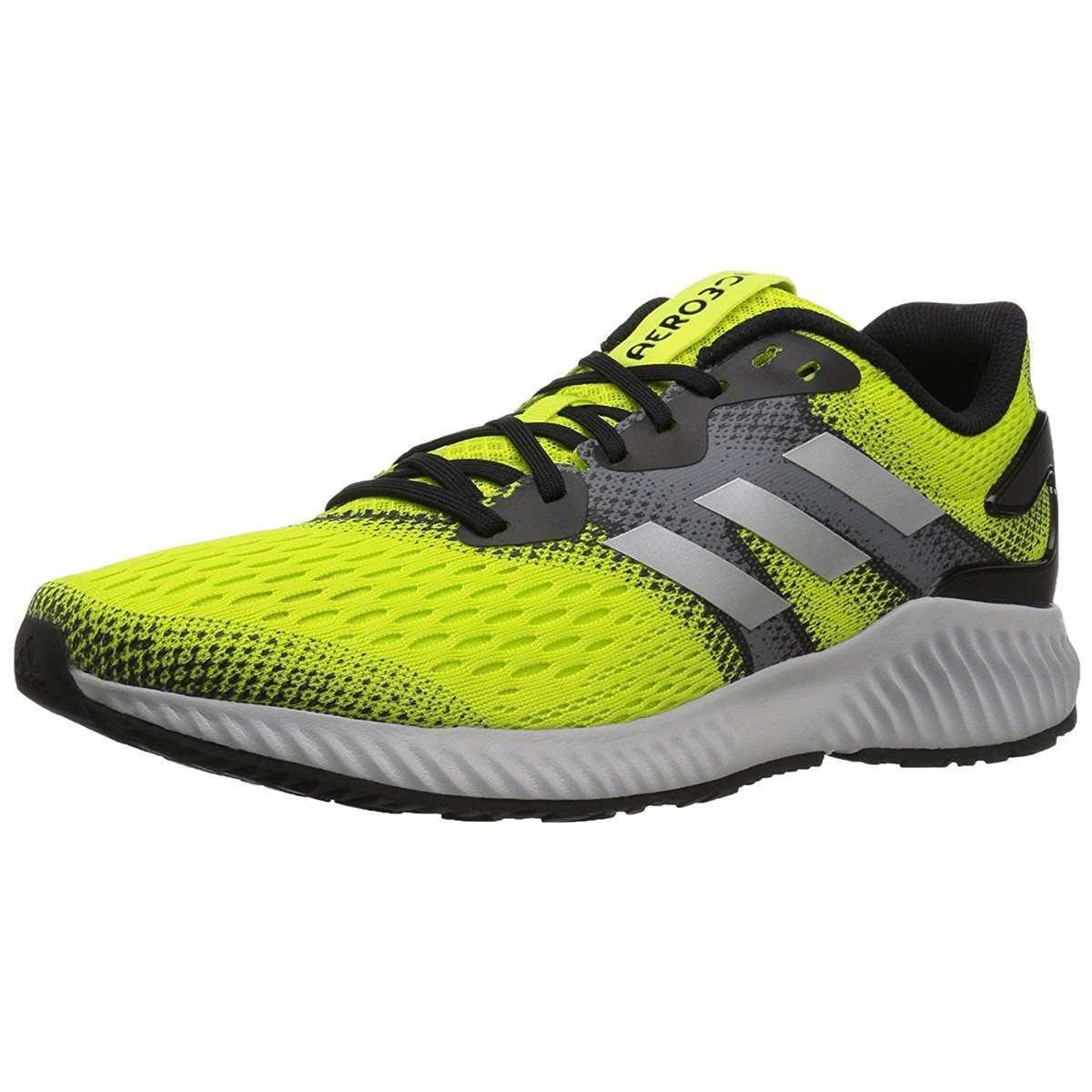 Adidas männer athletic aerobounce m laufschuhe laufschuhe laufschuhe turnschuhe neue core - schwarz / weiß c7a6d7