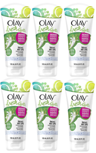 Olay-Fresh-Effects-Bead-Me-Up-Exfoliating-Cleanser-Honeysuckle-6-5-oz-Lot-of-6