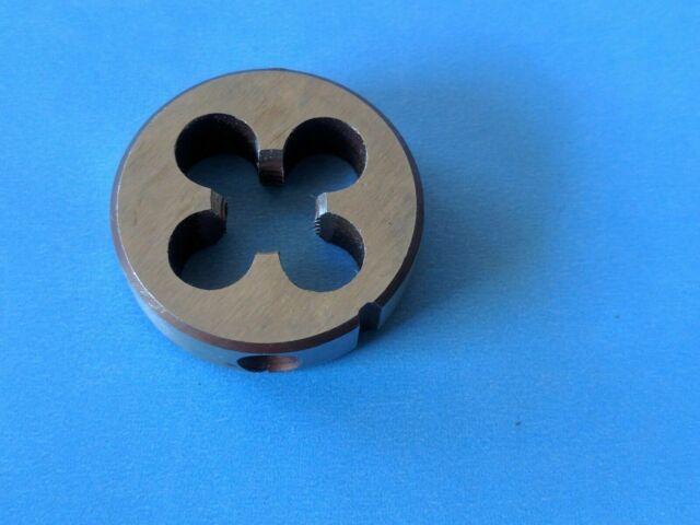 """Sutton Tungsten Chrome Steel 1 1//2/"""" OD split die button select M12 M14 1.25 1.5"""