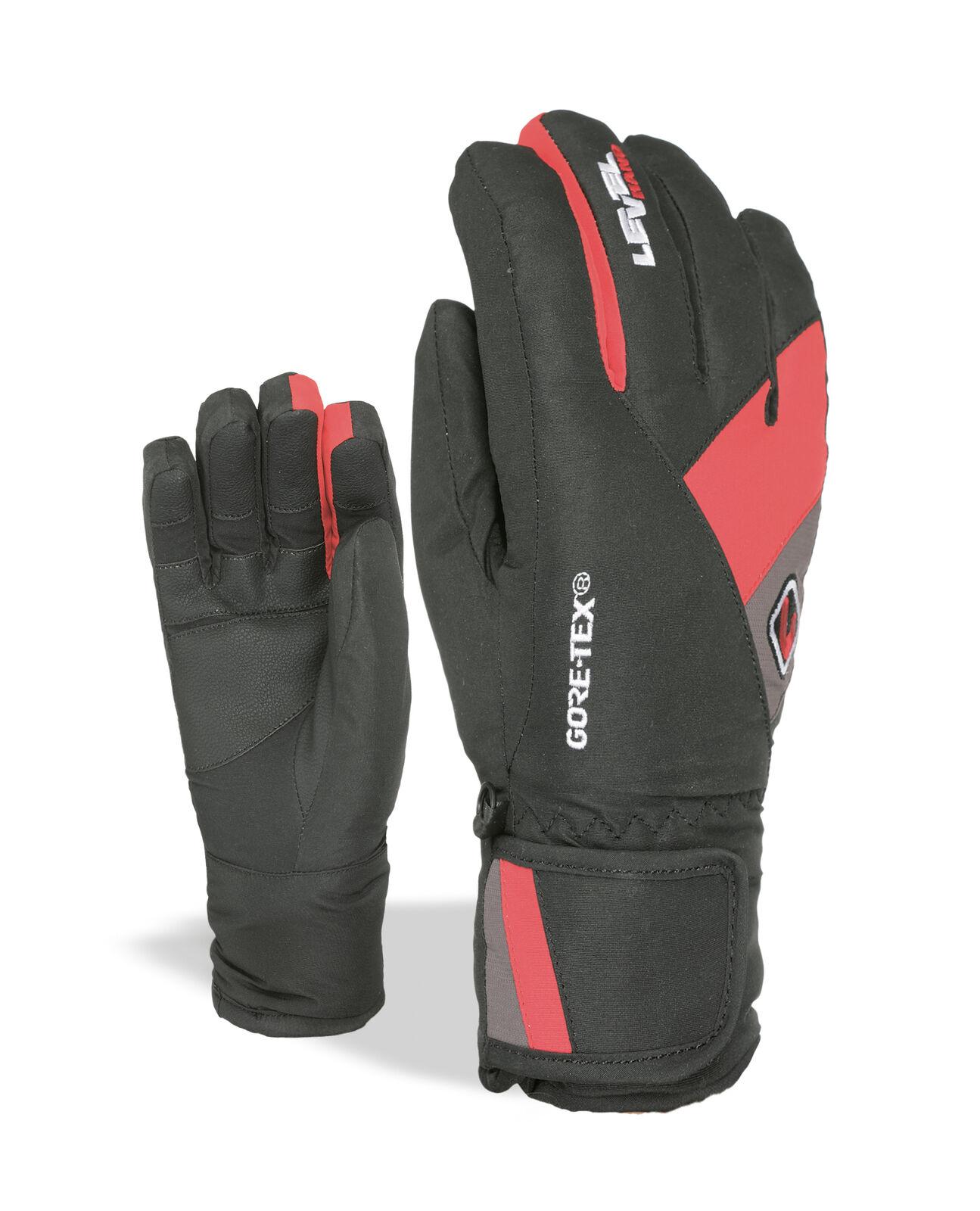 Level Handschuh  Force JR Gore-Tex black winddicht wasserdicht  will make you satisfied