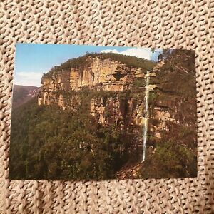 Govett-039-s-Leap-Blackheath-NSW-Australia-Vintage-Postcard