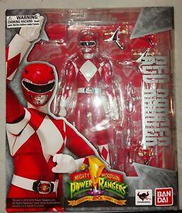 Bandai S.H.Figuarts 20th Anniversary Mighty Morphin Power Rangers Red Ranger