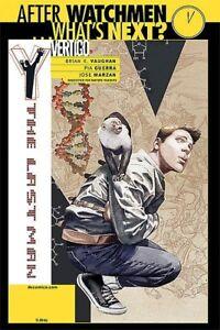 Y The Last Man #1 (Special Edition / Reprint / 2009 / NM)
