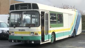 Leyland National Bus 11.3M 1973