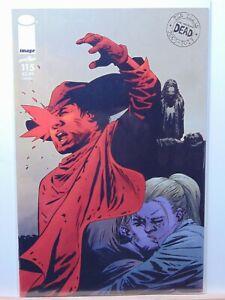 The Walking Dead #115 Variant Cover I Image Comics CB8134