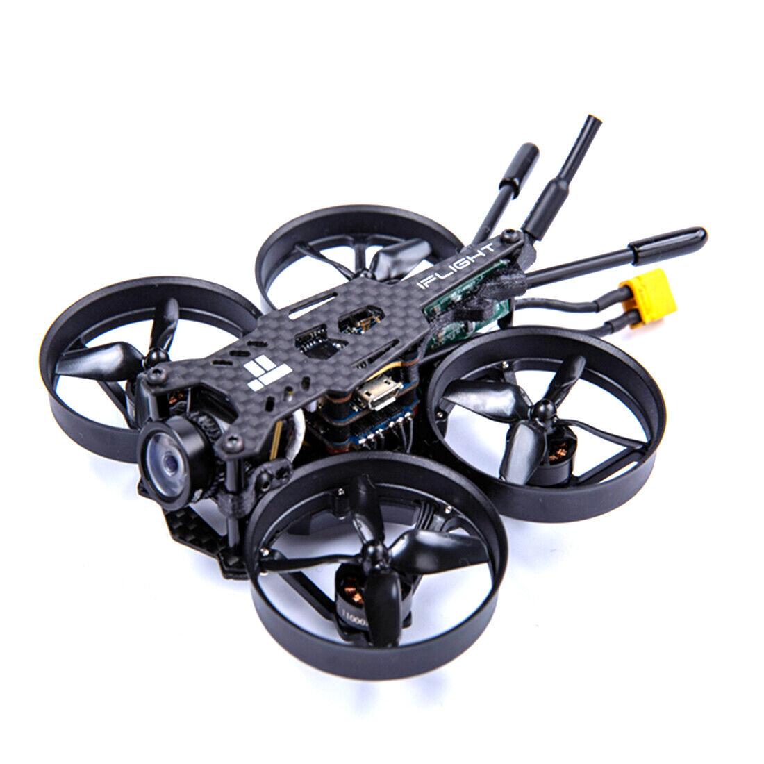 IFlight CineBee 75HD 2-4S Race Drone SucceX F4 Torre 12A 4in1 Esc VTX FPV