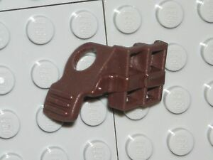NEW Lego Castle Dark Brown Scabbard x 20 Gear Sword Holder Figure Accessory