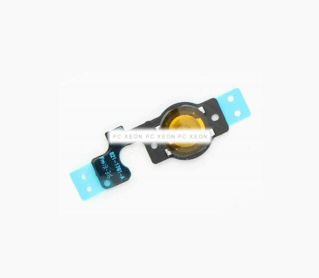Flex Home Cable Original iPhone 5C A1456 A1507 A1516 A1529 A1532 , 821-1761-A