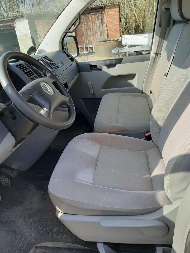 VW, Transporter, 1,9 TDi 85 Kassevogn