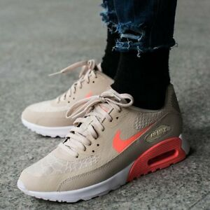factory price fc4a3 64552 Image is loading Nike-Air-Max-90-Ultra-2-0-Oatmeal-