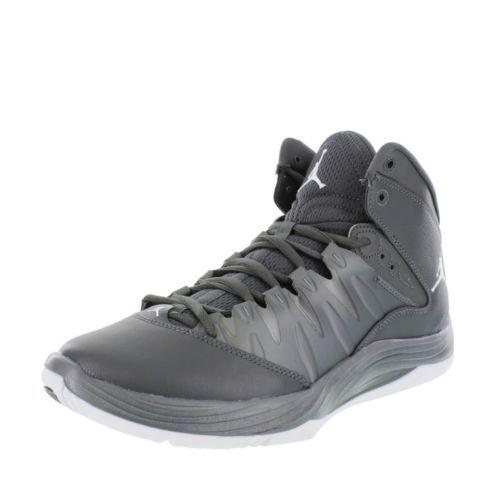 Nike Jordan Prime Fly Prime.Fly Dark Grey White Cool Grey White 599582 005