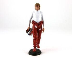 LeMans-Miniatures-1-18-Figurine-Didier-Pironi-in-Racing-Suit-Holding-Helmet