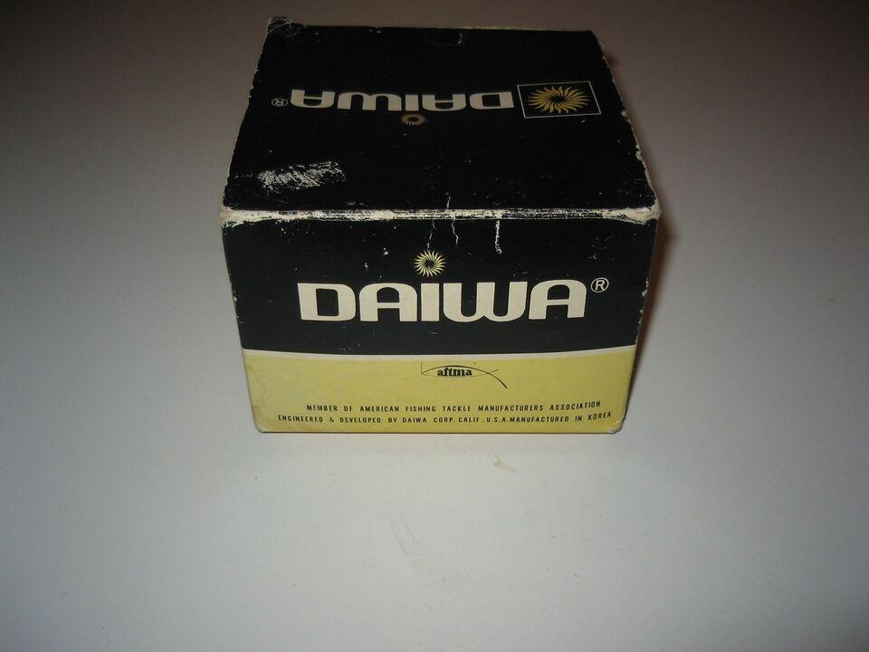 Fastspolehjul, Daiwa