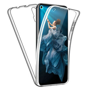 SDTEK-Case-for-Huawei-Honor-20-Full-Body-360-Gel-Cover-Front-and-Back