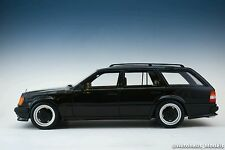 1:18 OTTO Resin Model Mercedes-Benz MB S124 300TE AMG Wagon Black 1988 OT147