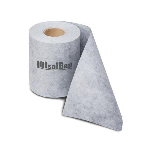 Dichtband 20 Meter Isolbau Abdichtung Bad Dusche Innen und Außenbereich 120mm