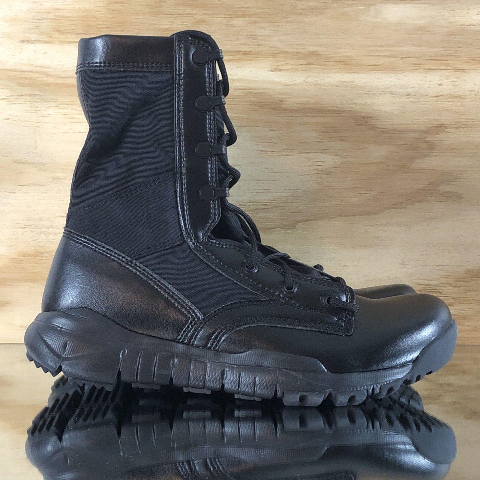 brand new afde0 f73b3 nike field boots black