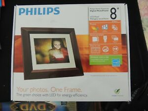 Philips Home Essentials 8 Digital Picture Frame 609585227156 Ebay