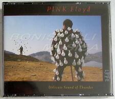 PINK FLOYD - DELICATE SOUND OF THUNDER - 2 CD - FATBOX Sigillato
