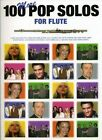 100 More Pop Solos for Flute by Omnibus Press (Paperback, 2004)
