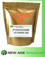 Pyridoxine - Vitamin B6 - Powder - 250g