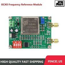 Ocxo Frequency Reference Module 10mhz 25m 1m 100k 10k 1k 10hz 2hz For Radios