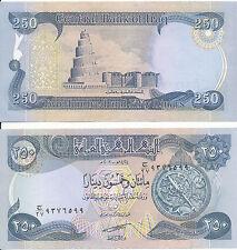 Irak / IRAQ - 250 Dinars 2003 UNC - Pick 91