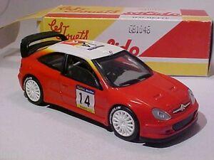 Citroen Xsara WRC 2001 Solido 1//43