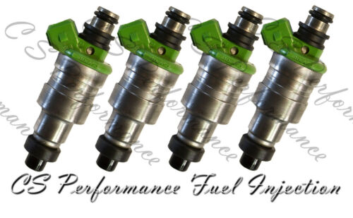 OEM Denso Fuel Injectors Set for 1988-1989 Mazda 323 1.6L I4 1.6 88 89