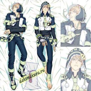 Anime Dramatical Murder Dmmd Noiz Dakimakura 50x150cm Pillow Case
