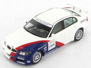 Bmw 320si Presentation Car Wtcc 2006 1/43 - S0410 9580006904102