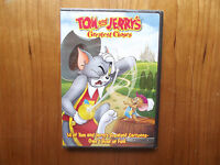 Tom & Jerry's Greatest Chases - Volume Three (dvd, 2009) Classic Cartoons -