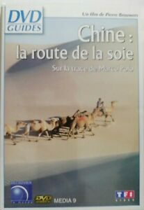 Guide-Chine-La-Route-De-La-Soie-Sur-Les-Traces-De-Marco-Polo-DVD