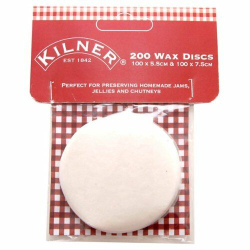 Kilner Wax Discs Pack of 200