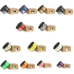 Kaisertech-PLA-ABS-PMMA-Filament-1-75mm-3mm-1-kg-Spule-Rolle-3D-Drucker